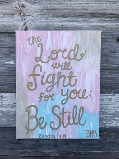 Best Painting Ideas On Canvas For Beginners Bible Verses Ideas Bible Verse Painting, Bible Verse Canvas, Painting Quotes, Bible Art, Bible Verses, Canvas Crafts, Diy Canvas, Canvas Wall Art, Canvas Ideas