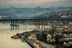 Istanbul Golden Horn (Eyoub & Halic Bridge)