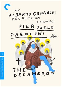 TRILOGY OF LIFE — The Decameron: Art Direction by Rodrigo Corral: Design and Art by Adly Elewa