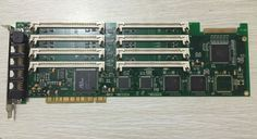 Synway SHT-16B-CT/PCI Voice Card Used