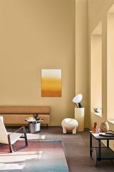 House Paint Interior, Interior Design, Jotun Lady, Pintura Exterior, Rustic Colors, Inspiration Wall, Room Colors, Colorful Interiors, Scandinavian Interiors