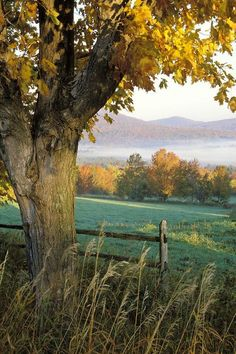 Autumn, Rutland County, Vermont