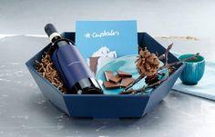 Kosze na zestawy Świąteczne www.pakoteka.pl Container, Food, Essen, Meals, Yemek, Eten
