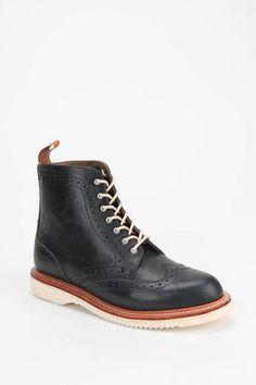 9d96e592421 ShopStyle  Dr. Martens Bentley Brogue Boot Cool Shoes For Women