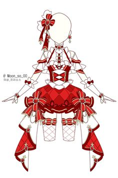 Drawing Anime Clothes, Manga Clothes, Dress Drawing, Clothing Sketches, Dress Sketches, Fantasy Character Design, Character Design Inspiration, Anime Drawings Sketches, Cute Drawings
