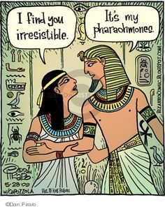 egypt online comic strips