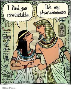 My pharaohmones