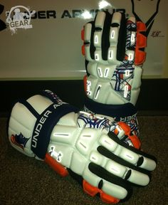 Eastside Catholic Crusaders (WA) Under Armour Player II Gloves  Under  Armour  c7f455771
