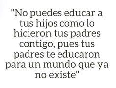 ¿Qué opinas de este mensaje? #EducaciónParaElCambio =) #Enseñanza