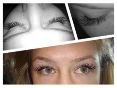"Lash Style:: ""Lexi in the Limelight"" lashes done at our Dallas, TX location"