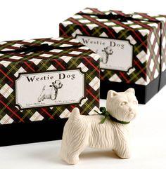 Westie Dog