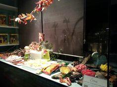 Mesa dulce de otoño.  Candy bar autumn.  www.evdae.com