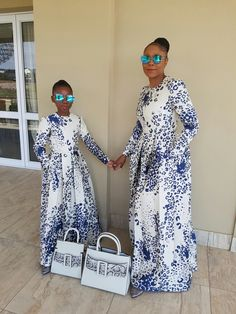 @nedim_designs African Print Dresses, African Fashion Dresses, African Attire, African Wear, African Women, African Dress, Fashion Outfits, Modest Dresses, Modest Outfits