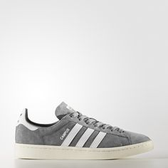 size 40 de327 f3a93 adidas Campus Shoes - Grey  adidas US Nick Shoes, Fashion Tips For Women,