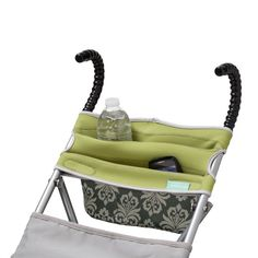 Stretch parent console for umbrella stroller handles... we could hack this.