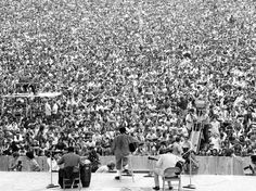 WOODSTOCK:  The Doors were asked to perform but canceled at the last moment.