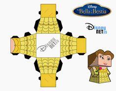 Con estas divertidas actividades de La Bella y la Bestia los más pequeños podrán divertirse en casa con personajes Disney como Bella o Bestia, que es el Príncipe Adam.