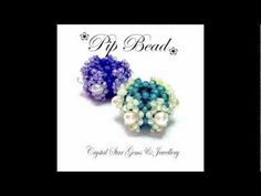 * Beaded Beads Tutorial - Pip - by Crystal Star Gems & Jewellery