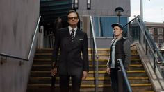 KINGSMAN: THE SECRET SERVICE Red and Green Band Trailers