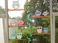 raamschildering Daycare Crafts, Mirror Art, Posca, Decoration, Making Ideas, Wood Crafts, Ladder Decor, Chalkboard, Diys