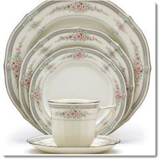 Noritake Rothschild - my wedding china