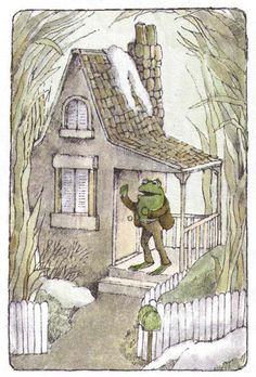 jolly frog by Arnold Lobel