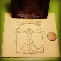 Anatomi, Leonardo da vinci