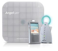 Angelcare baby monitor--it detects movement and sounds an alarm if baby stops breathing!