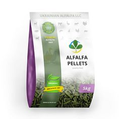 Alfalfa Pellets for Poultry (5 kg) 1.15 $ (with discount 10%). Alfalfa pellets is an economical and efficient way of farm animals feeding. Alfalfa pellets are beloved by horses, camels, sheep, cows, deer, goats, rabbits, etc. Buy Alfalfa pellets ➡http://alfalfa.in.ua