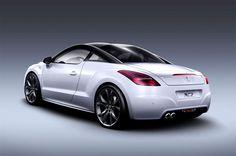 Peugeot RCZ - Back