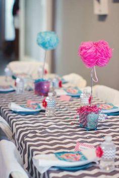 Kyla's Spa-tacular Party | CatchMyParty.com