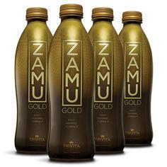 Zamu Gold 4-Pack