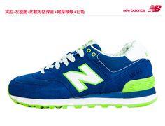 / 2013 nuevos zapatos de los deportes zapatillas vela WL574YCB auténtica compra