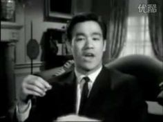 Bruce Lee interview  - 1965