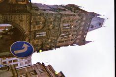 Bananen-Philosophie explores Prag.