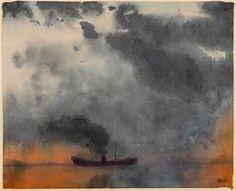 Emil Nolde, 1920.