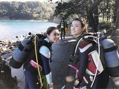 Scuba Girl, Womens Wetsuit, Scuba Diving, Under Armour, Japanese, Bags, Asia, Diving, Handbags