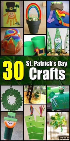 Patrick's Day Crafts – Craft Fiesta – Find Your St Patrick's Day Activities