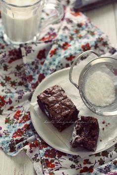 HESTI'S   KITCHEN :  Brownies Cappucino