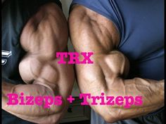 TRX KILLER - ARMTRAINING / WORKOUT (Bizeps + Trizeps)