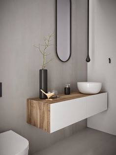 Modern kitchen and bathroom design solutions.award winning design studio for the kitchen & bathroom. hand made bathroom furniture Bathroom Furniture, Small Toilet Room, Bathroom Styling, Small Bathroom Furniture, Modern Bathroom, Kitchens Bathrooms, Contemporary Bathroom Designs, Bathroom Decor, Bathroom Inspiration
