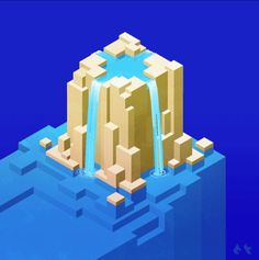 Layering 2d images with 3d animations.