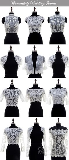 Wedding jackets, shawls, wraps - Shop for wedding wraps, wedding bolero jackets for all seasons, Great Prices and Affordable Prices. Modest Wedding Gowns, Bridal Dresses, Gown With Jacket, Lace Bolero Jacket, Stylish Kurtis Design, Dress Alterations, Wedding Jacket, Wedding Shawls, Wedding Dress Bolero