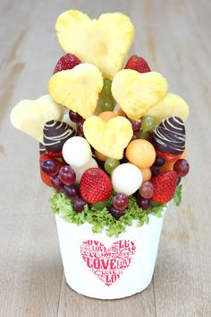 Heartbeat – Fruity Flowers