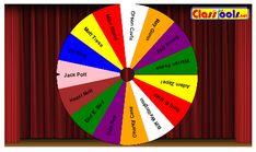 Random Name Picker: sorteggiare i nomi in maniera divertente Classroom Tools, School Classroom, Classroom Organization, Classroom Management, Classroom Ideas, Music Classroom, Multimedia, Name Picker, Class Tools