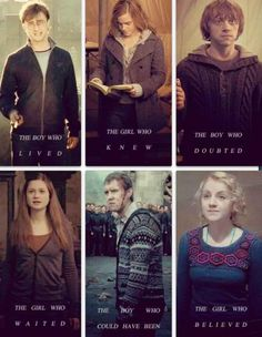 I like Harmony (Harry and Hermione) Ninny ( Neville and Ginny) and Runa (Ron and Luna)
