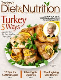 Hatch Chile Pesto featured in Today's Diet and Nutrition Magazine: Current Issue - Page 8