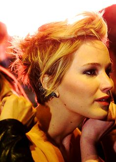 Short Hairstyle Trends 2014 | Jennifer Lawrence