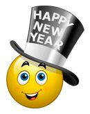Happy-New-Year-new-year-baby-holiday-smiley-emoticon-000946-large.gif (130×164) Smiley Emoticon, Emoticon Faces, Smiley Baby, New Year Wishes, Happy New Year 2019, World Emoji, Emoji Images, Emoji Pics, Funny Emoji