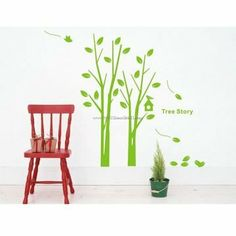 Tree Story Wall Decals